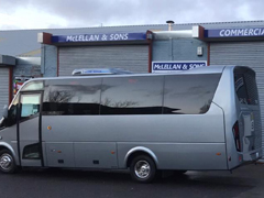 McLellan and Sons mini coach image